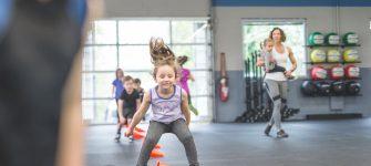 CrossFit pour les enfants