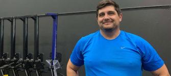 Pierre est adhérent à la salle de port Burpees CrossFit Biarritz